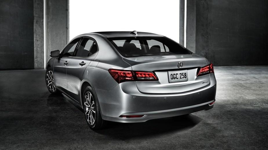 honda-tech.com 2017 Acura TLX review