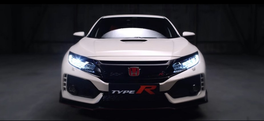 honda-tech.com CTR Honda Civic Type R 2017 2018 news