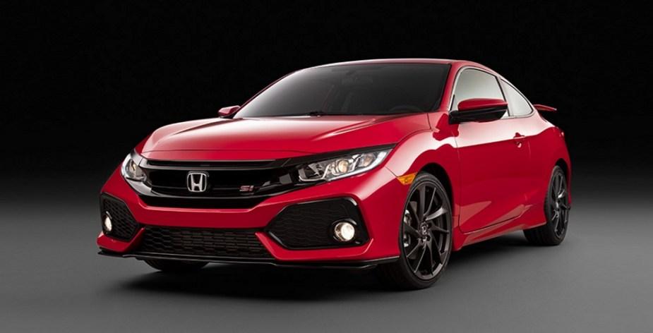 honda-tech.com 2017 Civic Si 2018 Honda details news info