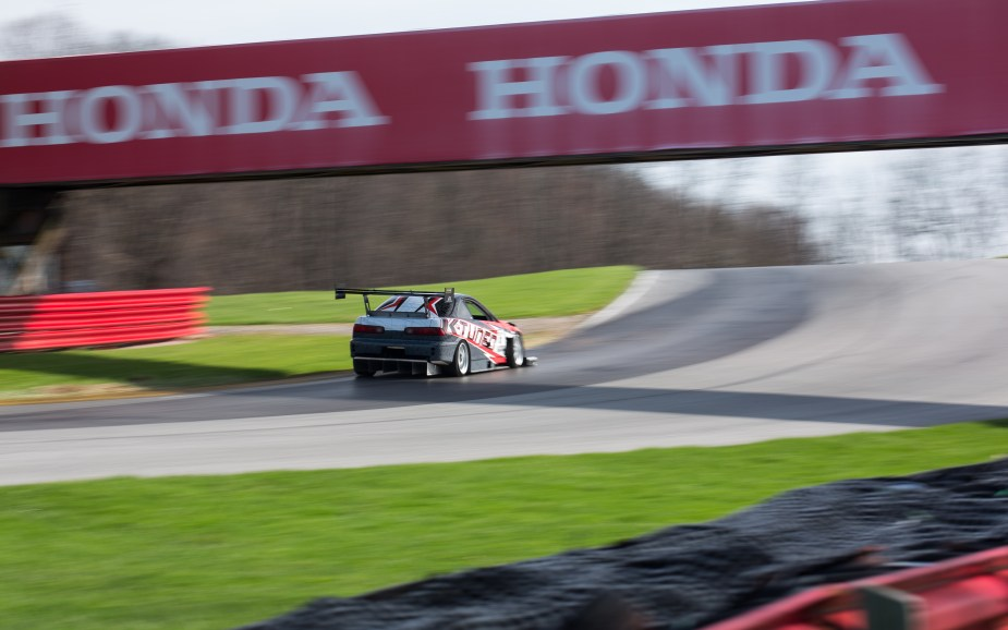 Honda-tech.com Honda Acura Integra Super Lap Battle Time Attack Record