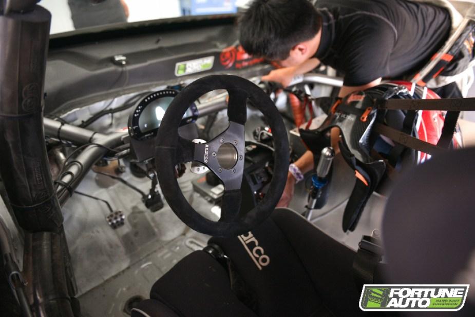 Honda-tech.com Honda Civic Si Global Time Attack PZTuning Will Au-Yeung