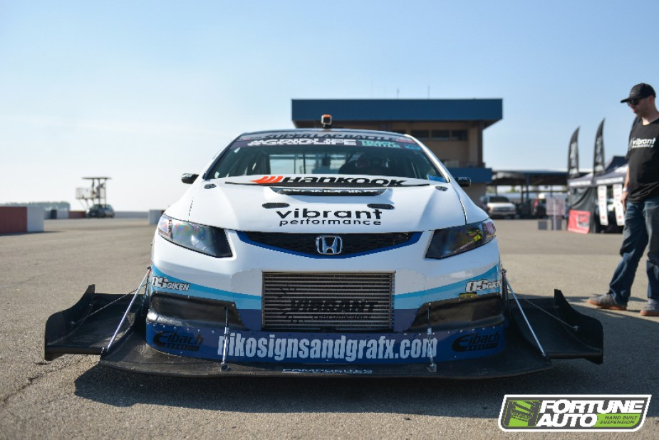 Honda-tech.com Honda Civic Si Global Time Attack PZTuning Will Au-Yeung