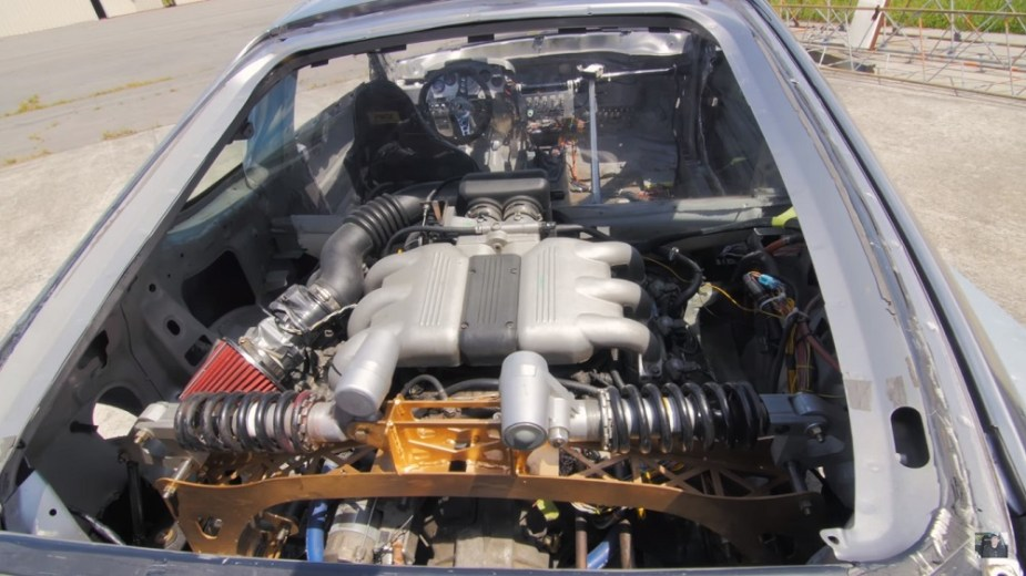 Honda-tech.com Honda Insight Subaru SVX engine swap GRM Grassroots Motorsports Magazine GRM Challenge Georgia Tech Wreck Racing