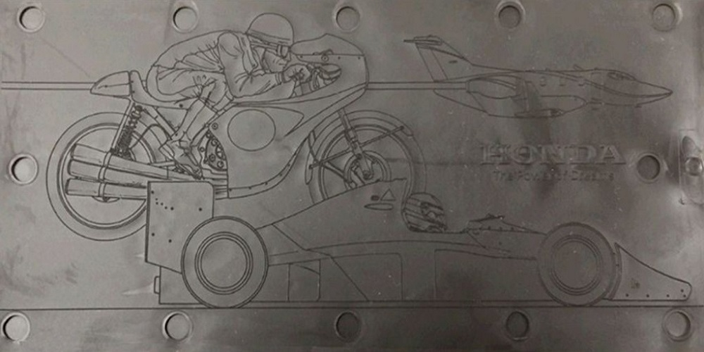 Honda-tech.com Honda Civic tenth gen easter egg hidden feature drawing history