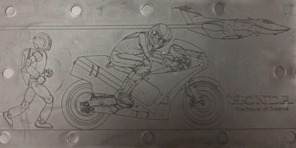 Honda-tech.com Honda Civic tenth gen easter egg hidden feature drawing history