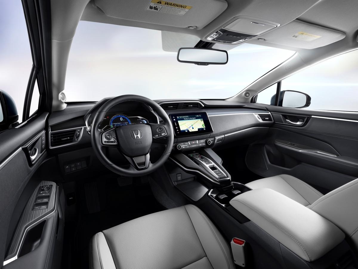 Honda-tech.com 2018 Honda Clarity Plug-In Hybrid Electric Fuel Cell Lease Deal 2017 2018