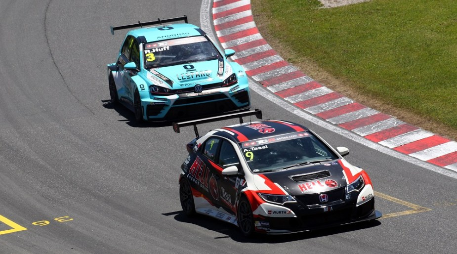 Honda-tech.com Touring Car Racing TCr International IMSA CTSCC 2018 News Honda Racing HPD Civic Type R
