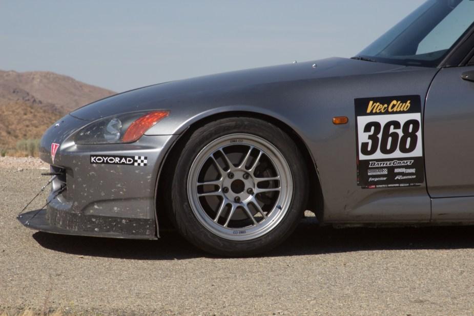 Honda-tech.com Gerardo Prieto Honda S2000 VTEC Club touge battle
