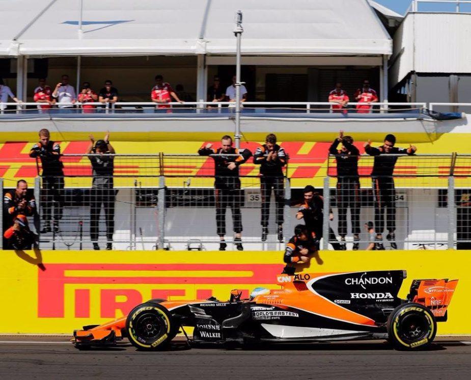 Honda-tech.com Honda Formula 1 Fernando Alonso IndyCar