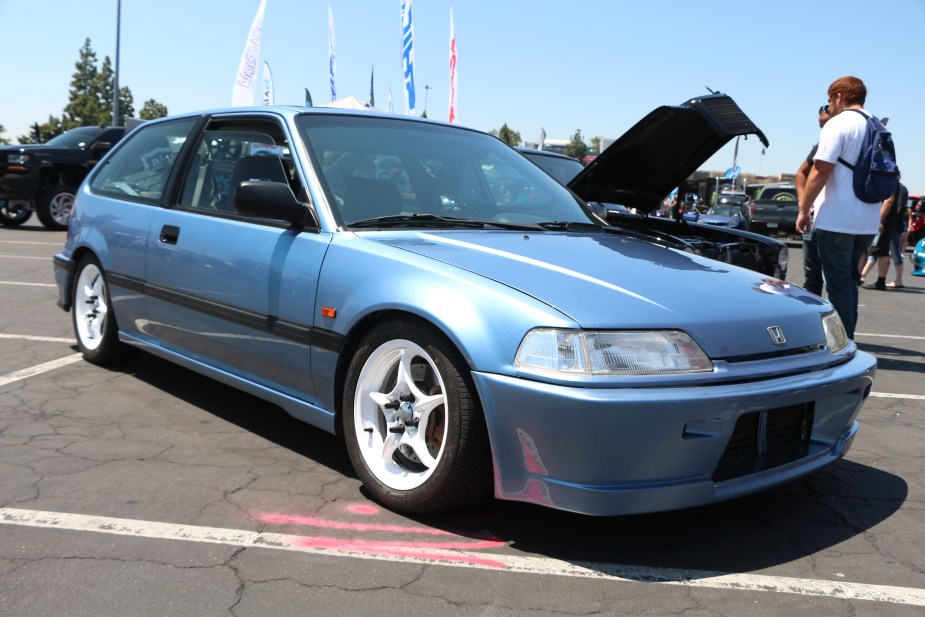 Honda-tech.com 2017 Nitto Auto Enthusiast Day California Honda Acura EF Civic K20 K-swap ITB built NA all motor mugen