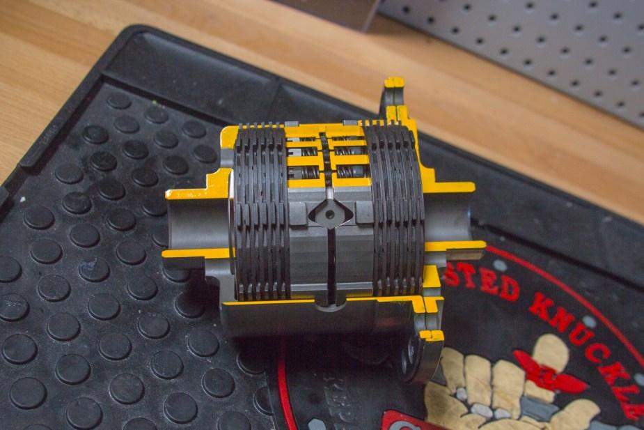 Honda-tech.com OS Giken LSD Limited Slip Differential 1-way 1.5-way 2-way diff tech talk