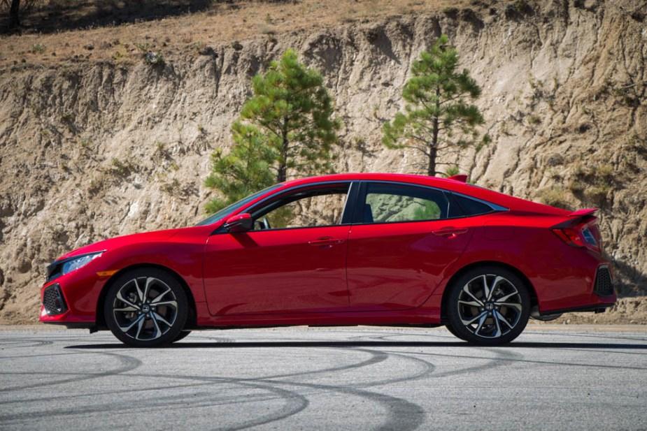 Honda-tech.com 2017 Honda Civic Si review