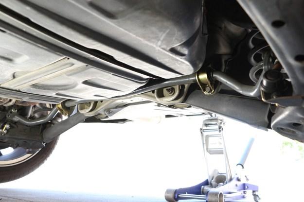 Honda-tech.com Progress Technology Adjustable Sway Bar Civic Si FA5 Review