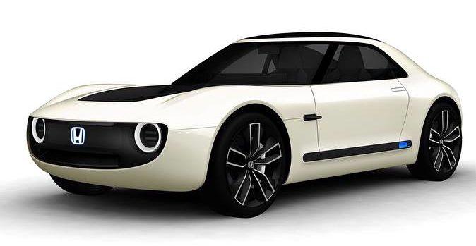 Honda-tech.com Honda Sports EV Concept Tokyo Auto Show News Opinion