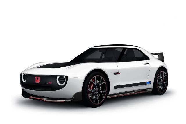 Honda-tech.com Sports EV Type R concept