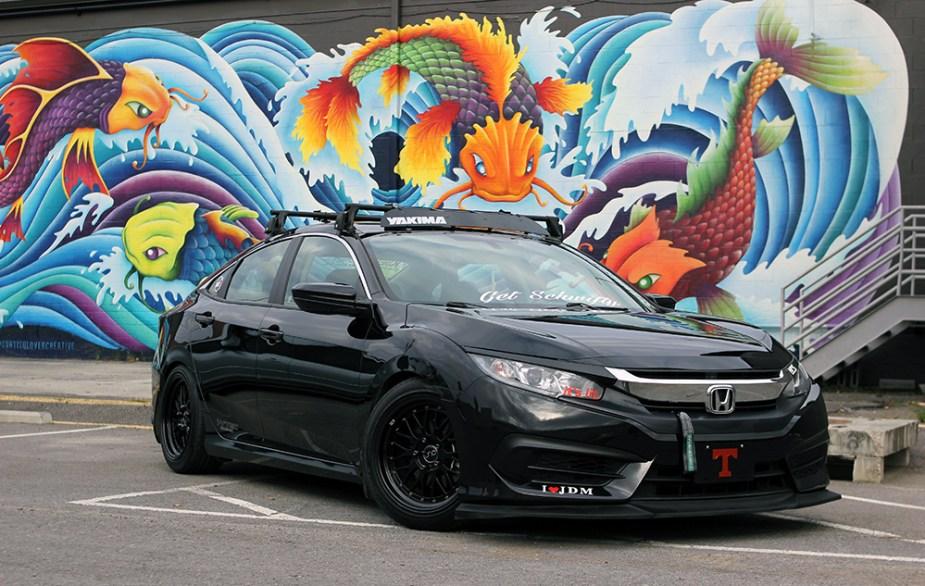 Honda-tech.com Owner Spotlight 2016 Civic