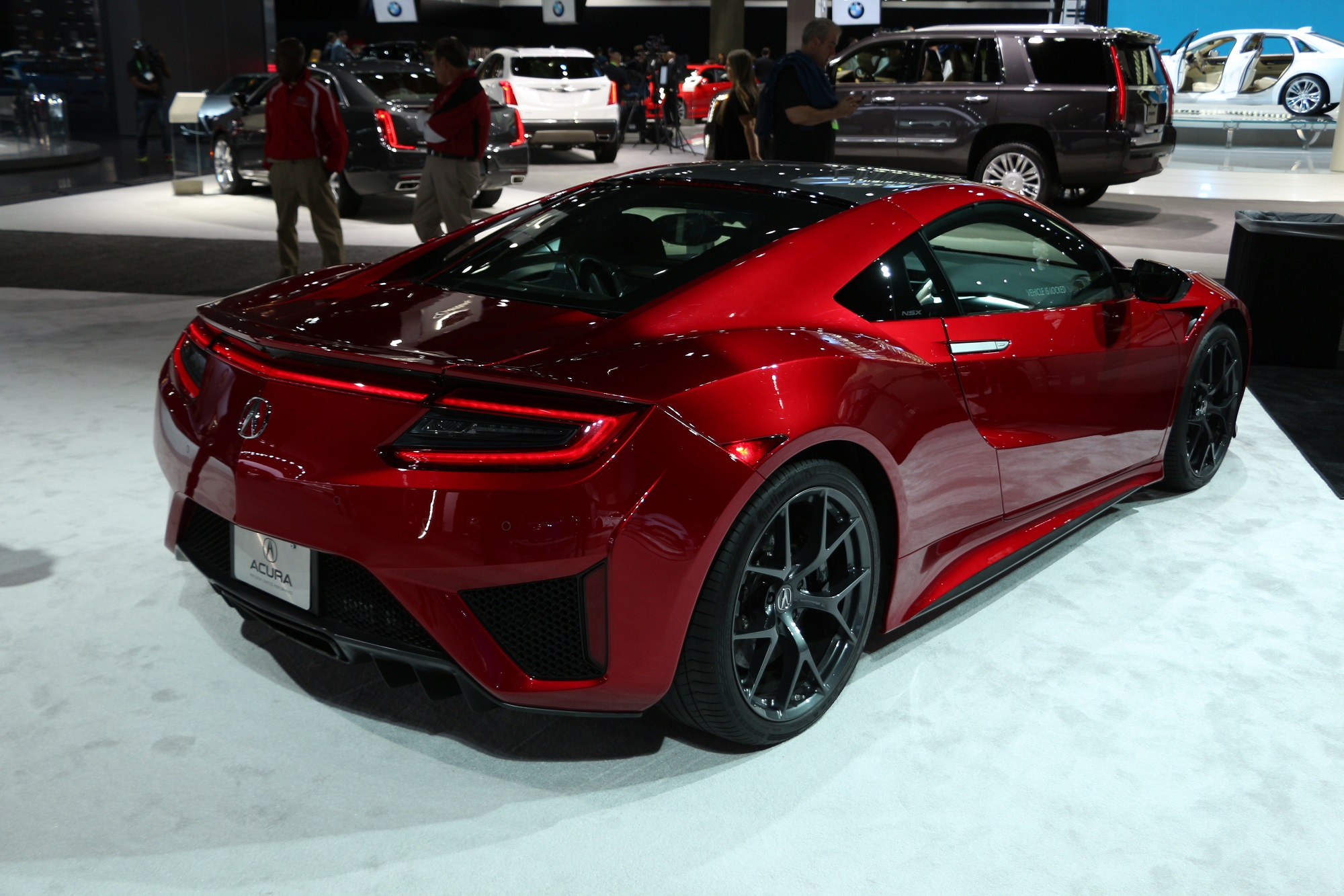 Acura At The Los Angeles Auto Show Gallery HondaTech - Los angeles car show 2018