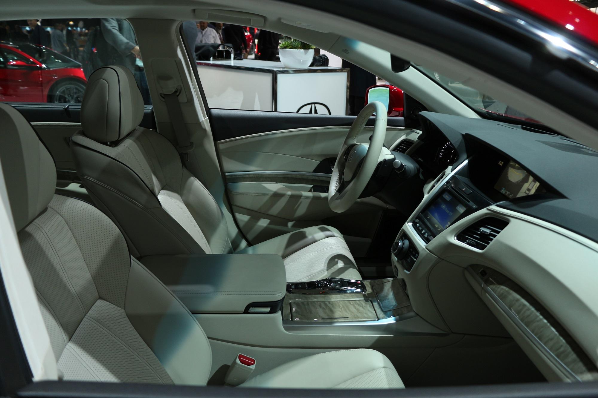 Honda-tech.com 2017 2018 Los Angeles Auto Show LA Acura NSX GT3 MDX RDX TLX A-SPEC ILX RLX