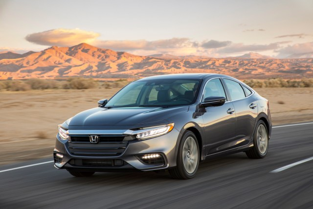 Honda-tech.com 2019 Honda Insight NYIAS New York International Auto Show