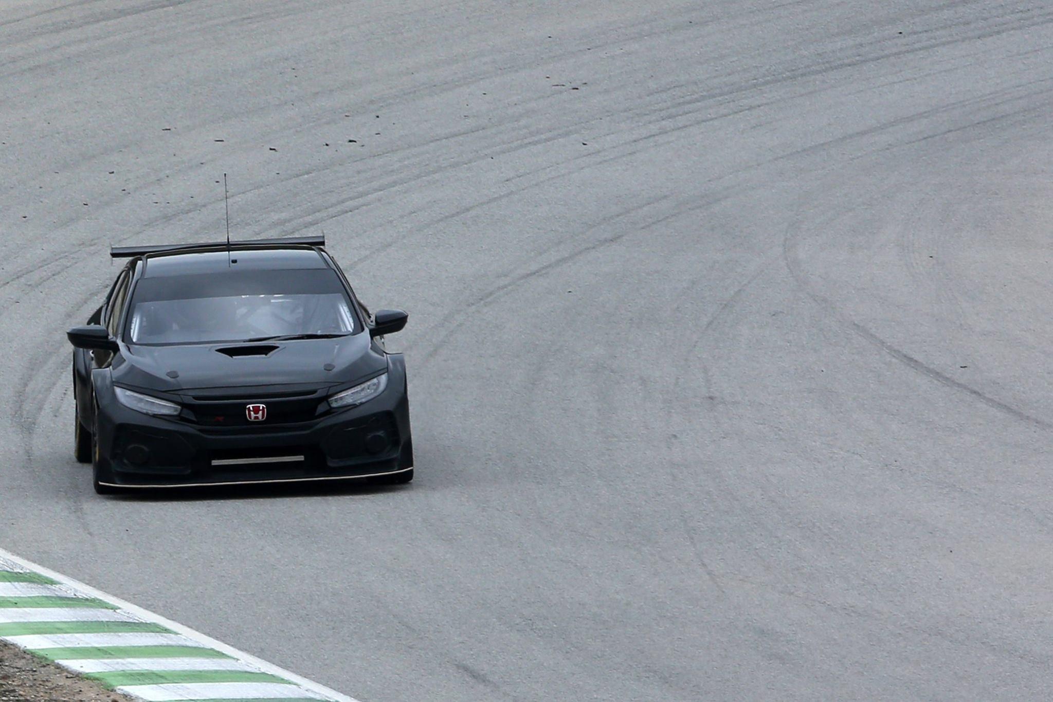 Honda-tech.com BTCC Honda Civic Type R