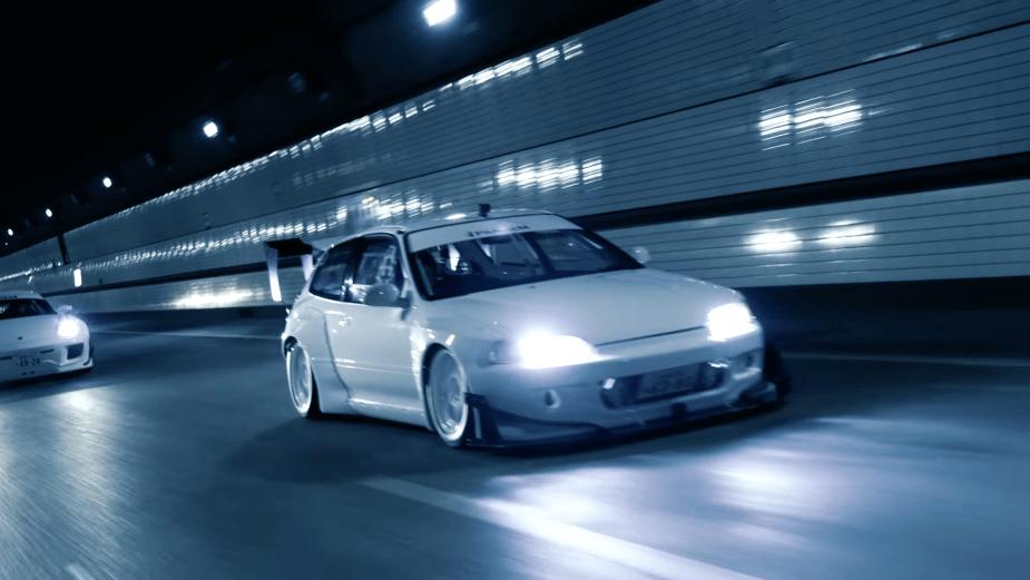 Kei Miura EG6 Hatch Pandem 1.5