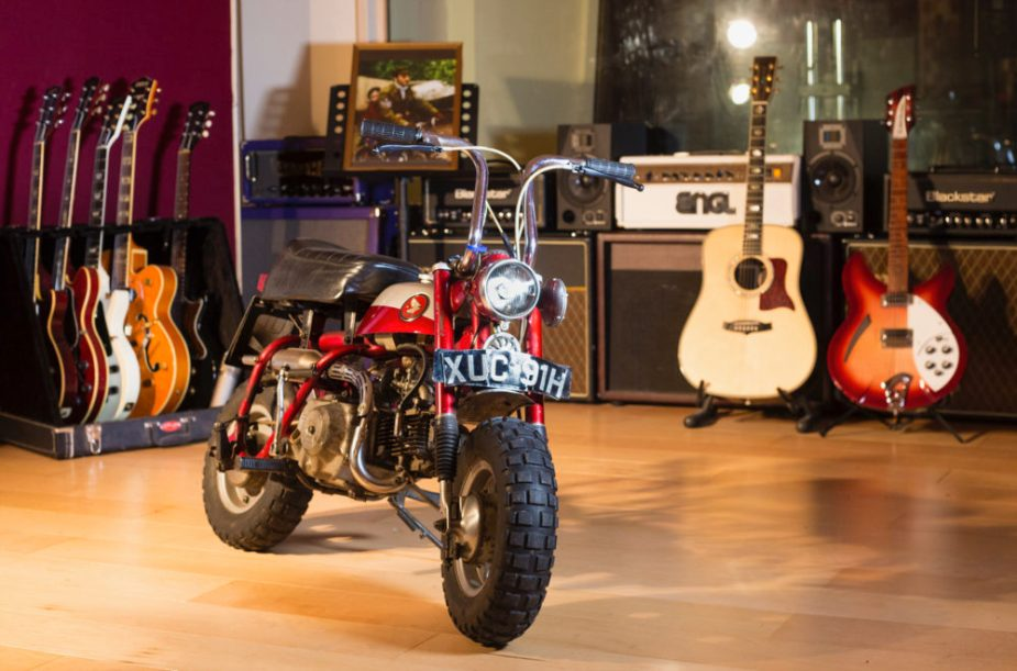 John Lennon's Honda Z50 Sets Auction Record