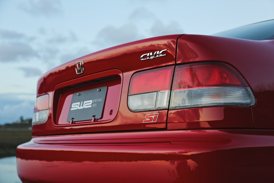 Honda-tech.com Golden Era Honda EM1 Civic Si Value Auction