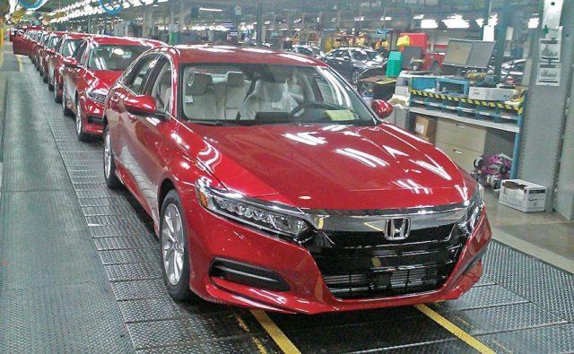 Honda-tech.com Honda Accord vs. Toyota Camry Sales