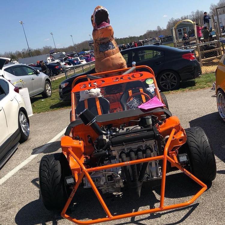 Man Builds Civic-Based 'Death Kart' Exocar, Dies In It ...