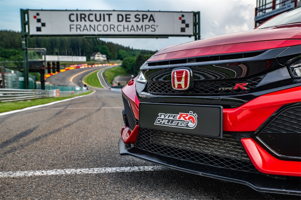 Civic Type-R lap record