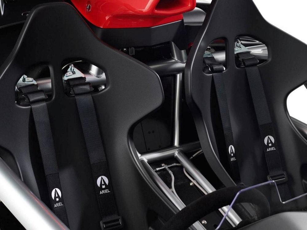 Ariel Atom 4 Civic Type R