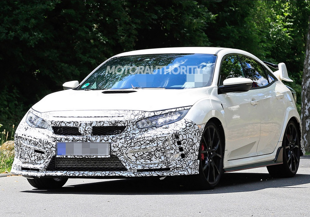 Honda Civic Type R Refresh FK8 2019
