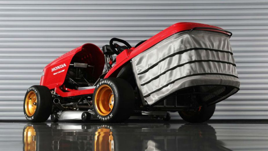 2018 Honda Mean Mower