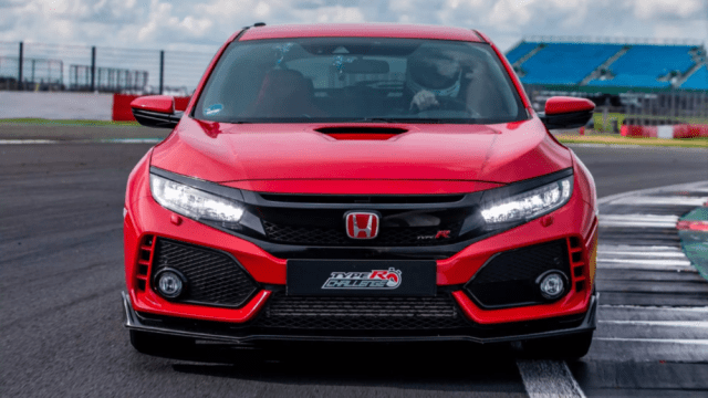 Silverstone Civic Type R