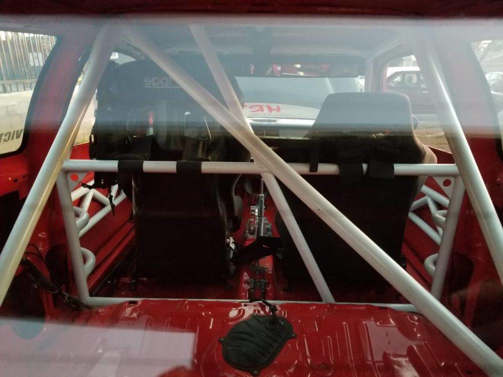 EG hatchback K24 track car