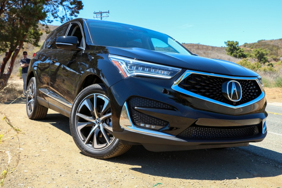 2019 Acura RDX vs. Infiniti QX50 vs. Lexus NX300 F-Sport Review Comparison Buying Guide Interior Options Price Exterior Colors Engine Reliability Drive Infotainment Packages Honda-tech.com Jake Stumph