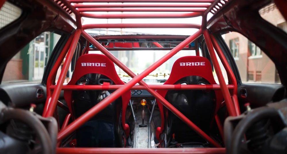 Honda Accord Wagon Interior