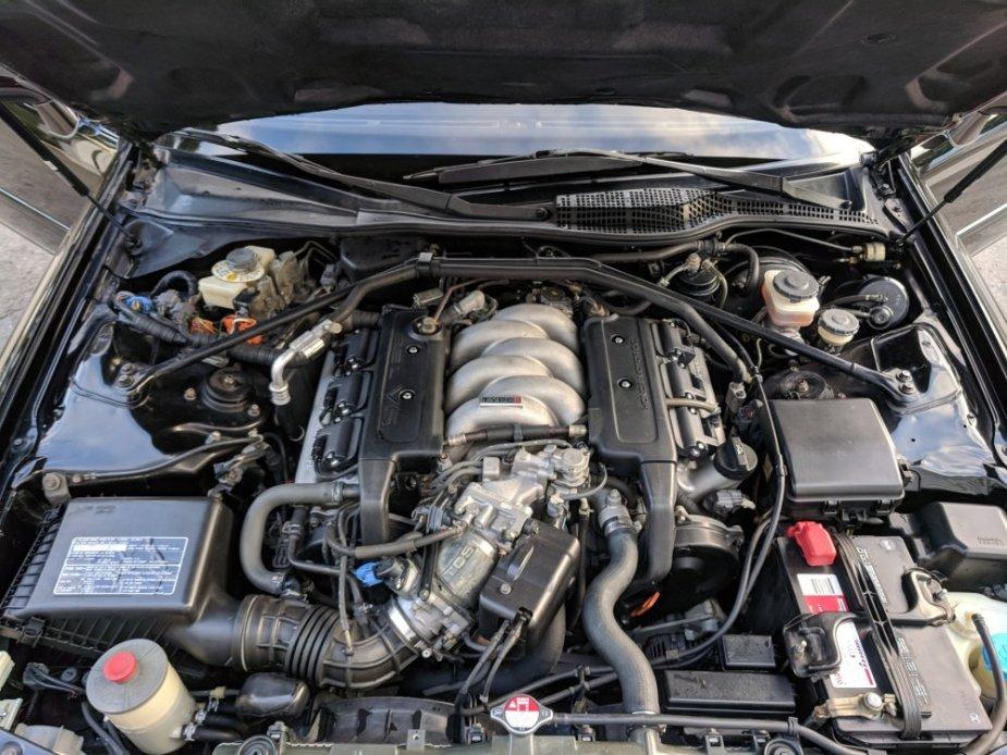 1993 Legend Engine