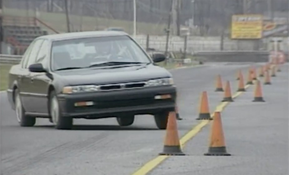 MotorWeek 4th generation accord review