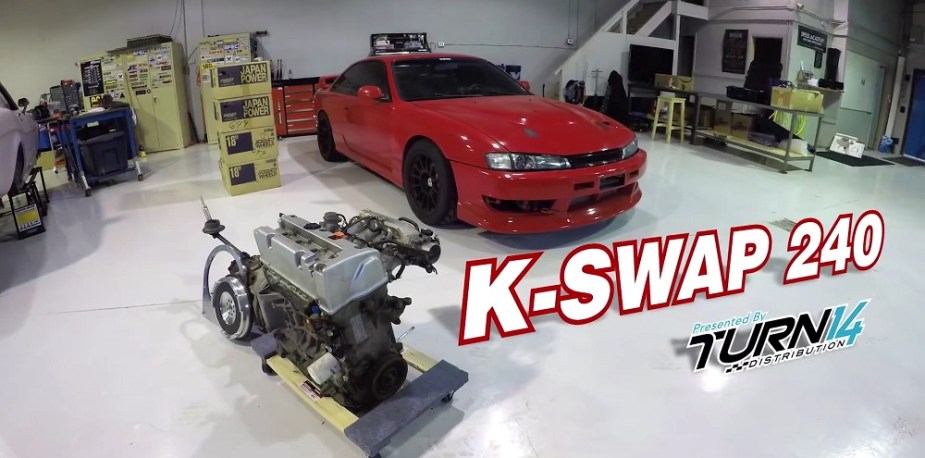 K24-Swapped S14 240sx Track Build Hits the Dyno - Honda-Tech