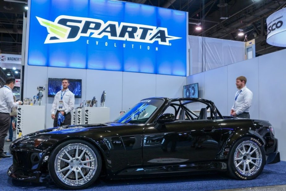 Sparta S2000 Side