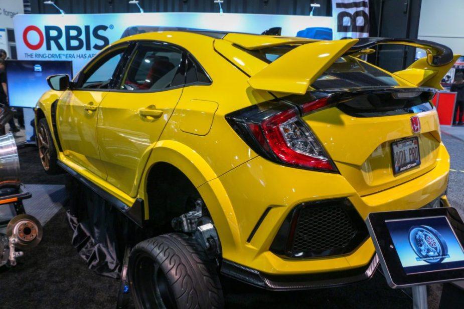 Orbis Electric Honda Civic Type R