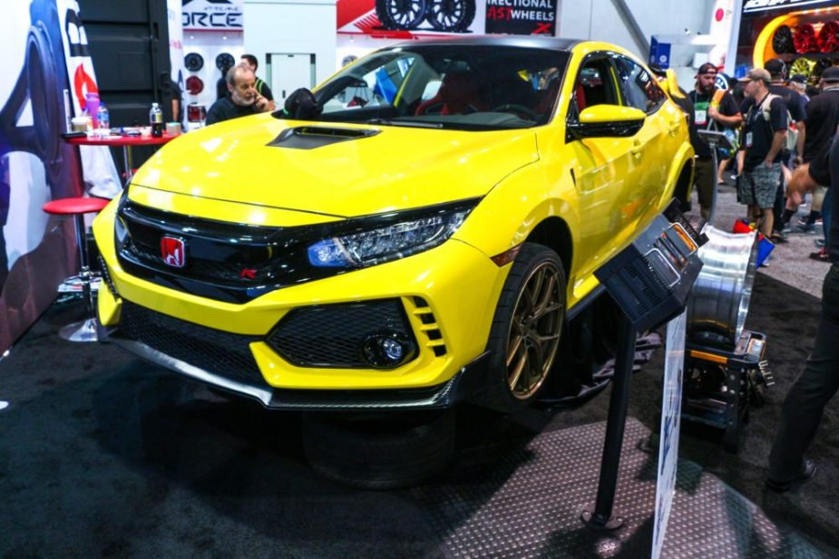 Orbis Electric Honda Civic Type R