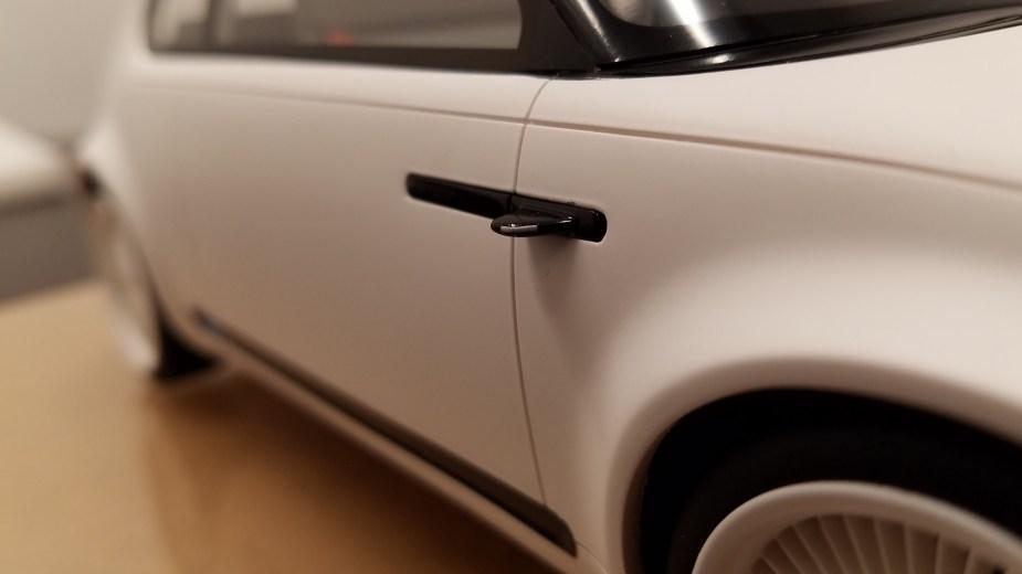 DNA Collectibles Honda Urban EV Concept Model Car Jake Stumph