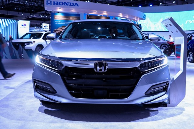 Honda 2018 L.A. Auto Show