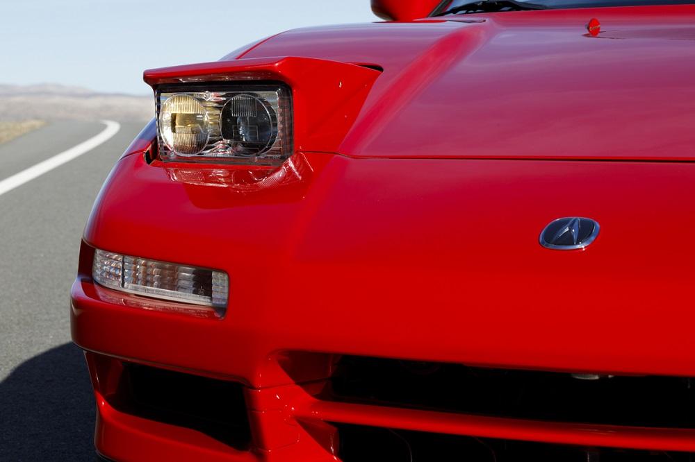 Acura NSX HIstory Lesson