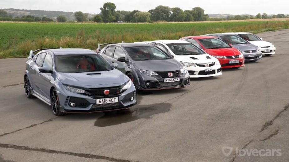 77 Koleksi All New Civic Type R HD Terbaru