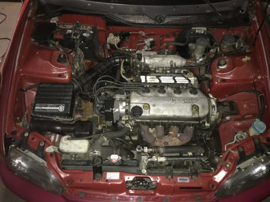 Honda EG Civic Coupe