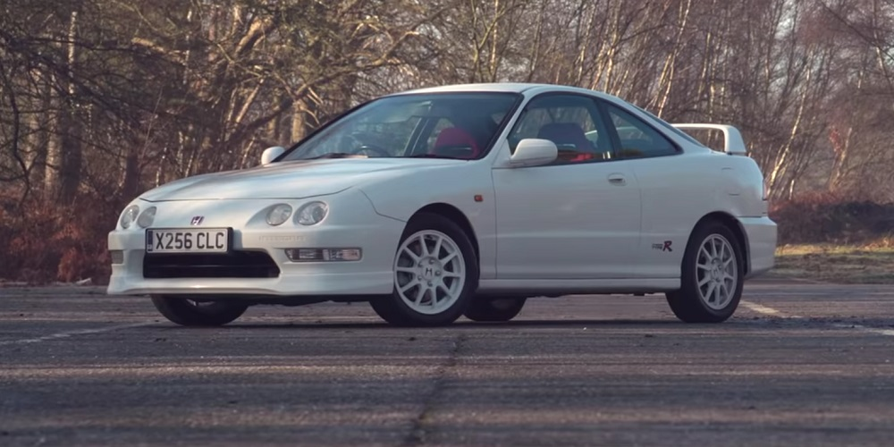 FK8 Honda Civic Type R vs. Integra Type R DC2