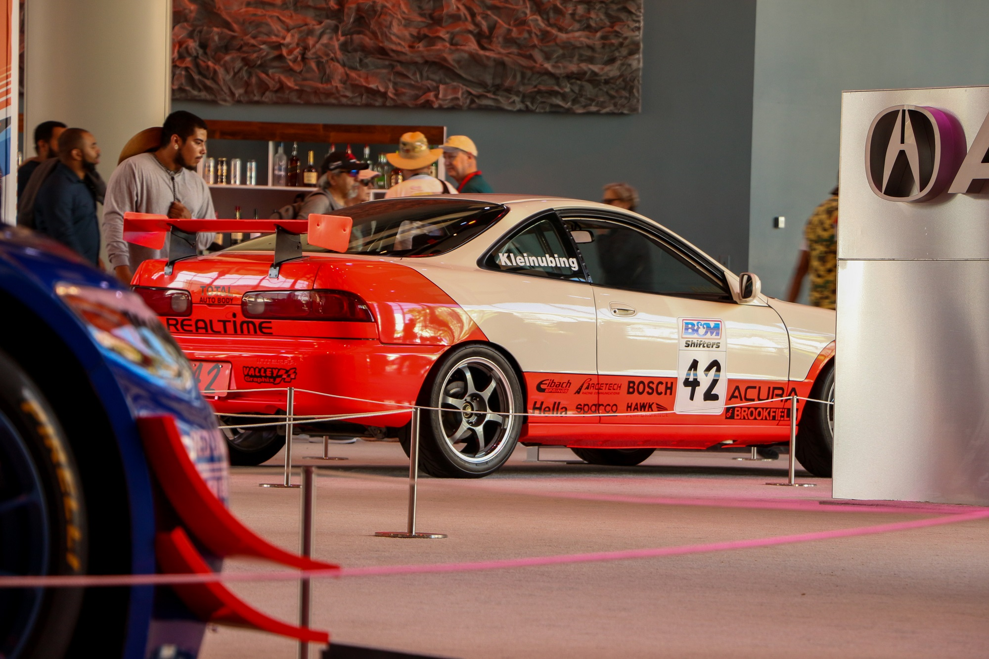 RealTime Racing Peter Cunningham Tales Us Tales from Acura Motorsport History Long Beach Grand Prix 2019 Jake Stumph Acura Integra Type R